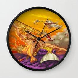 The Maxx Wall Clock