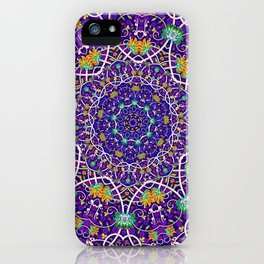 Mughal Dream iPhone Case