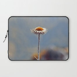 Alone at the top of the world Laptop Sleeve