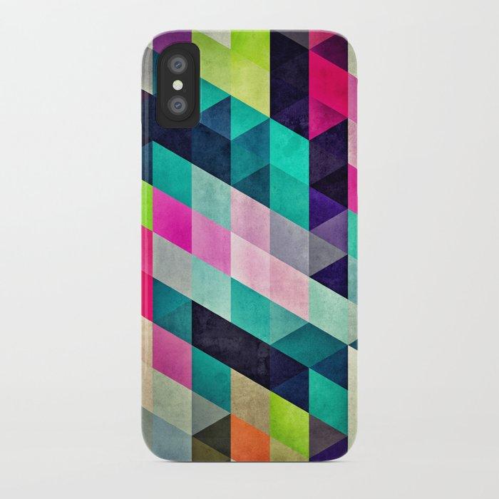 Cyrvynne xyx iPhone Case