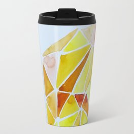 cuarzo amarillo grande Travel Mug