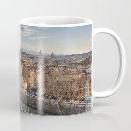Rome Skyline Coffee Mug