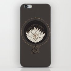 Lotus iPhone Skin
