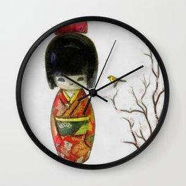 Kohi Wall Clock