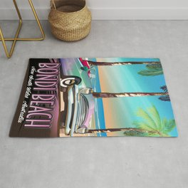 Bondi Beach New South Wales australia Rug