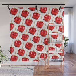 Candy Apple Wall Mural