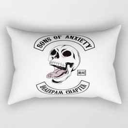 Sons of Anxiety Rectangular Pillow