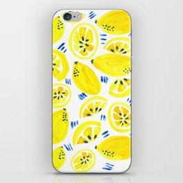 Lemon Bliss iPhone Skin