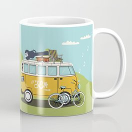 38. Canmore Folk Music Festival (2015) Coffee Mug