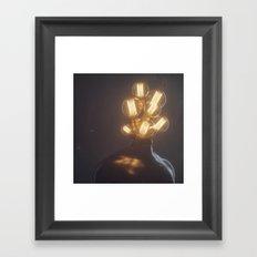 161205 / SAUL Framed Art Print