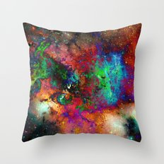 Everything is nothing 6 (therefore it was beautiful) Throw Pillow