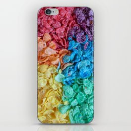 Fruity Pebbles I iPhone Skin