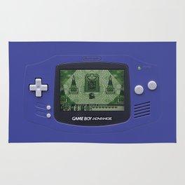 Classic Gameboy Zelda Link Rug
