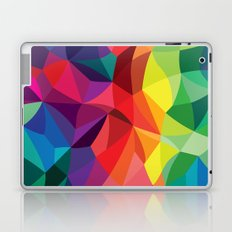 Color Shards Laptop & iPad Skin