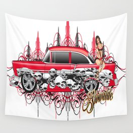 slowride Wall Tapestry