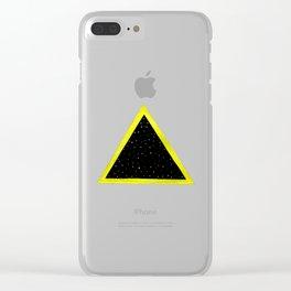 Stargate ▲ Clear iPhone Case