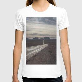 Wanderlust Road - Desert Moods T-shirt