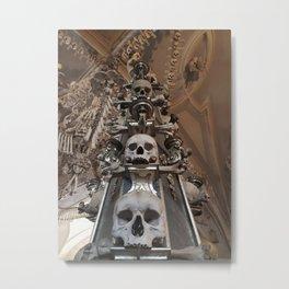 death stand Metal Print