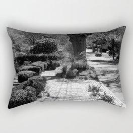 The Beaten Path Rectangular Pillow