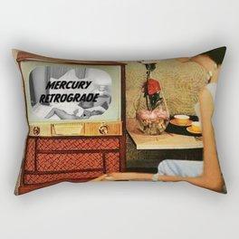 Spooky Mercury Retrograde Rectangular Pillow