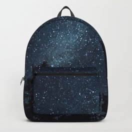 milky way in the woods Backpack