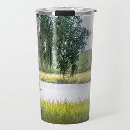 By the Bayou Travel Mug