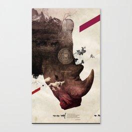Reconoceronte Canvas Print