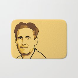 George Orwell Bath Mat