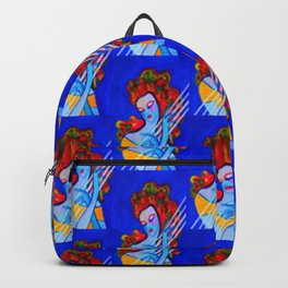 Siren's Harp #society6   #decor   #buyart Backpack