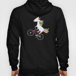 bike unicorn  Hoody