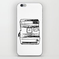 polaroid iPhone & iPod Skins featuring polaroid by brittcorry