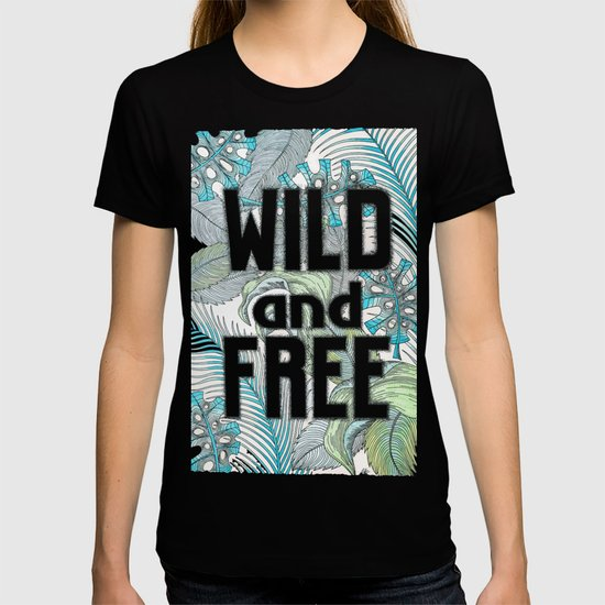 Wild and free by agakubish