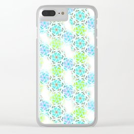 Sprngtime Clear iPhone Case