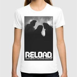 RELOAD RATBAGS T-shirt