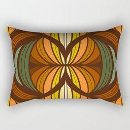 Breeze Block Rectangular Pillow