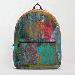 What you see Backpack