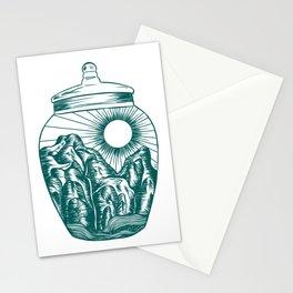 Sunrise Potion Stationery Cards