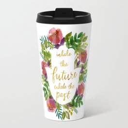Inhale the Future Travel Mug