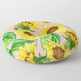 Sunny #society6 #decor #buyart Floor Pillow
