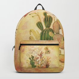For the Love of Cactus Backpack