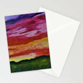 Sunset Memories Stationery Cards
