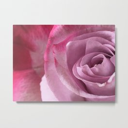 Pink Surrexerunt Metal Print