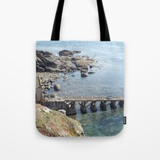 Lifeboat Station, Cornwall Tote Bag