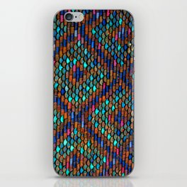Roof Tiles iPhone Skin