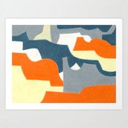 Fantastic Earth Art Print