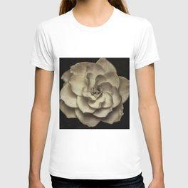 Vintage B/W Gardenia T-shirt