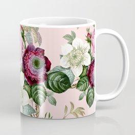 Floral enchant - blush Coffee Mug