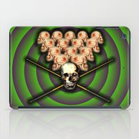 games iPad Cases featuring Heads will roll! by Alan Hogan