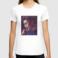 austin T-shirts featuring Austin Mahone by Kerri Dixon Art