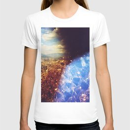 observation tower T-shirt